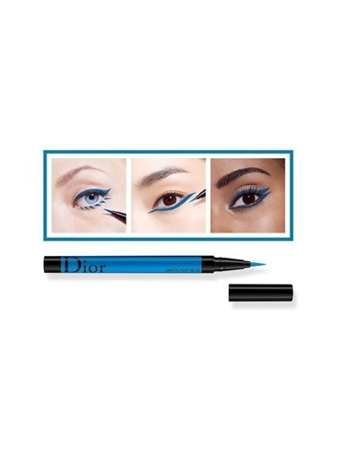 Dior Dior Diorshow On Stage Liner Waterproof - 261 Matte Pop Blue Eyeliner Renksiz